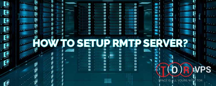 How to setup RMTP Server